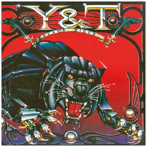 Y&T - Black Tiger 1982 (Lossless+Mp3)