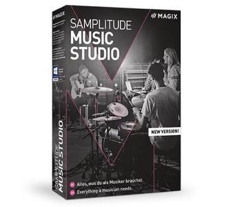 MAGIX Samplitude Music Studio 2022 v27.0.0.11