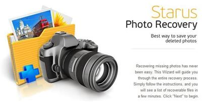 Starus  Photo Recovery 5.8 Multilingual