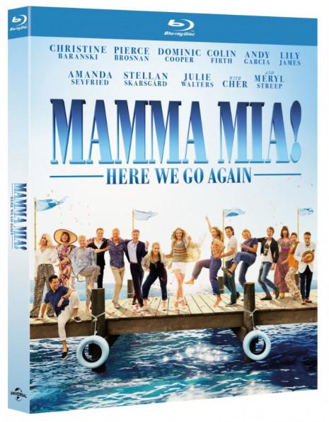 Mamma Mia Here We Go Again (2018) 1080p BluRay x264 Dual AC3 MeGUiL