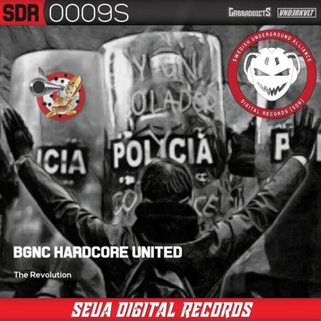Сборник BGNC Hardcore United - The Revolution (2021)