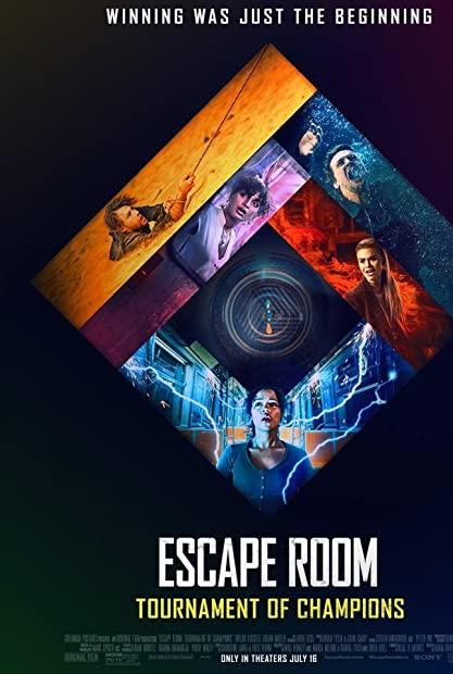 Escape Room Tournament of Champions 2021 EXTENDED CUT SPANiSH 1080p WEB-DL x264-dem3nt3