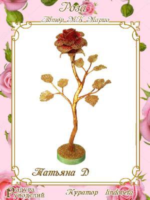 Галерея выпускников Роза от Марио 6aefae35e48b8731d8d4e4f80e096b35