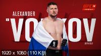 Смешанные единоборства: Сирил Ган - Александр Волков / Полный кард / UFC Fight Night 190: Gane vs. Volkov / Prelims & Main Card (2021) IPTVRip 1080p