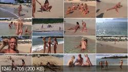 Amateur - Nude Teen On The Beach   Exhibition   2020   FullHD