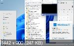 Windows 11 Pro x64 21H2.22000.51 co_Release DREY (RUS/2021)