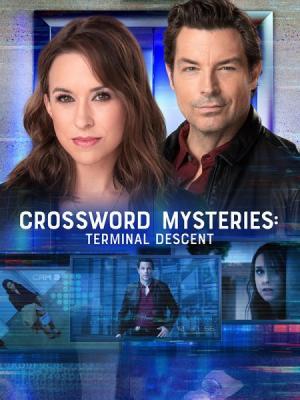 Тайны кроссвордов: Смертельное падение / Crossword Mysteries: Terminal Descent (2021) HDTVRip