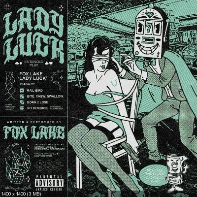 Fox Lake - Lady Luck (EP) (2021)
