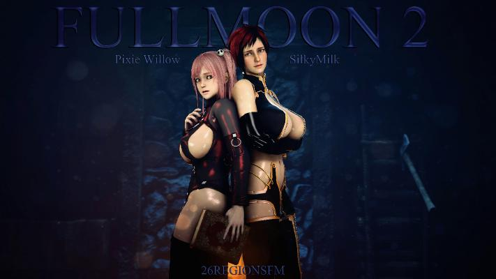 Full Moon 2 / Полнолуние 2 [2021, 3DCG, Animation, Anal, Big Breasts, Double Penetration, Huge Cock, Gangbang, Oral, WEB-DL] [eng]