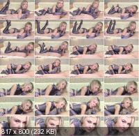 Porn - Laloka SwallowX - Sexy Blonde Deep Sucking Big Cock after Waking Up - Cum Mouth (FullHD/1080p/244 MB)