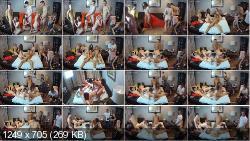 Russian Amateur Teenager Friends Evening Fun Orgy Show | OnlyFans | 2020 | FullHD