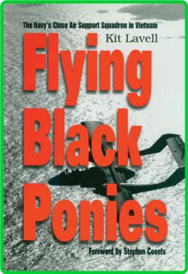 Flying Black Ponies - The Navy's Close Air Support Squadron in Vietnam
