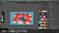 Adobe illustrator 2021 с нуля до результата! (2021/PCRec/Rus)