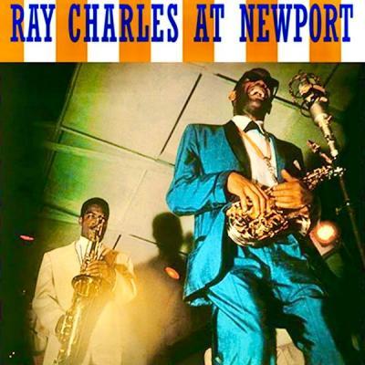 Ray Charles - Ray Charles At Newport 1960 (Remastered) (2021)
