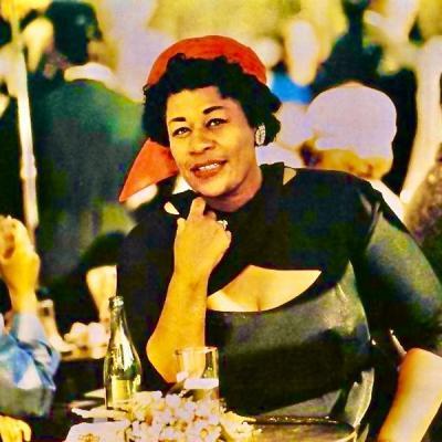 Ella Fitzgerald - The First King Of Pop Ella Sings The Wonderful World Of Irving Berlin (Remaster.