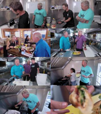 Diners Drive-Ins and Dives S40E04 Taste of The Tropics 720p WEBRip X264-KOMPOST