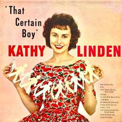 Kathy Linden - That Certain Boy (Remastered) (2021)