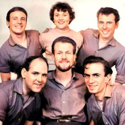 The Chas McDevitt Skiffle Group - The Chas McDevitt Skiffle Group - Feat. Nancy Whiskey And Shirl.