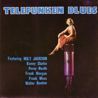 Milt Jackson - Telefunken Blues (Remastered) (2021)