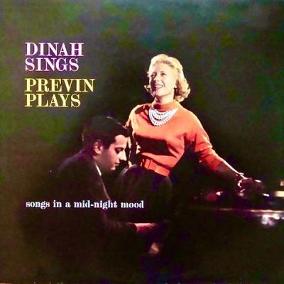 Dinah Shore - Dinah Sings Previn Plays (Remastered) (2021)