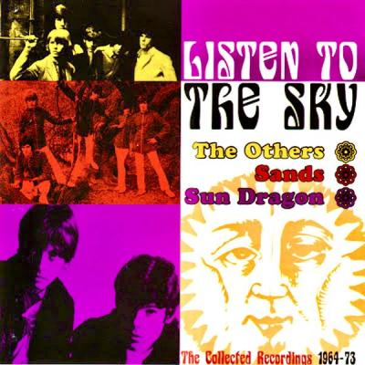 Sundragon - Listen To The Sky The Collected Recordings 1964-1973 (Remastered) (2021)