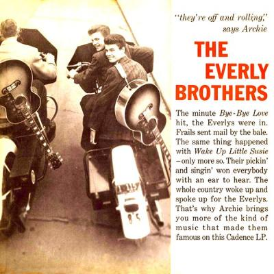 The Everly Brothers - The Everly Brothers (Remastered) (2021)