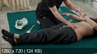 Самомассаж живота: своими руками и подручными средствами (2021/CAMRip/Rus)