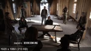 Ходячие мертвецы / The walking dead [Сезон: 11, Серии: 1-6 (24)] (2021) WEBRip 1080p | HamsterStudio