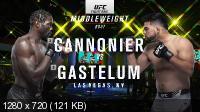 Смешанные единоборства: Джаред Каннонир - Келвин Гастелум / Полный кард / UFC on ESPN 29: Cannonier vs. Gastelum / Prelims & Main Card (2021) WEB-DL 720p