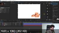 Персонажная анимация в After Effects: практика работы (2021) Мастер-класс
