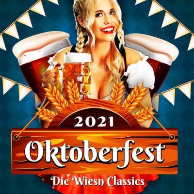 Various Artists - Oktoberfest Die Wiesn Classics 2021 (2021)