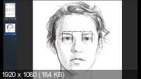 Портрет карандашом (2021) Видеокурс