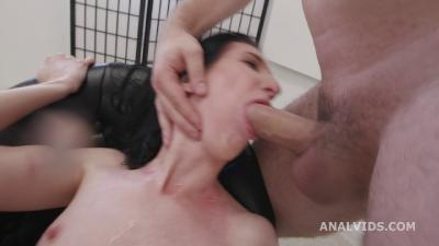 Clip-Ava Harris My First Pee Drink Dp Rough Sex And Swallow Gl