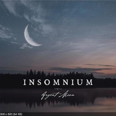 Insomnium - Argent Moon (EP) (2021)