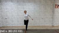 Зарядки по методике - «Танцевальная нейропластика» (2021/CAMRip/Rus)