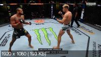 Смешанные единоборства: Тиаго Сантос - Джонни Уокер / Оснавной кард / UFC Fight Night 193: Santos vs. Walker / Main Card (2021) HDTV 1080i