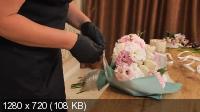 Клубничка: букеты и композиции из ягод, фруктов и шоколада (2021/CAMRip/Rus)