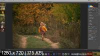 Прыжок в осень: съемка и обработка (2021/EBRip/Rus)