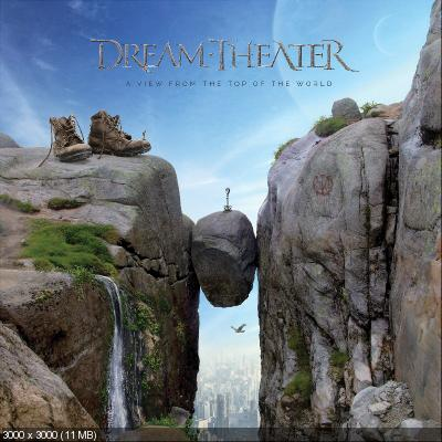 The Dream Theater - A View From the Top of the World (2021)