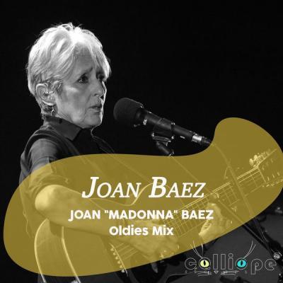 Joan Baez - Oldies Mix Joan madonna Baez (2021)