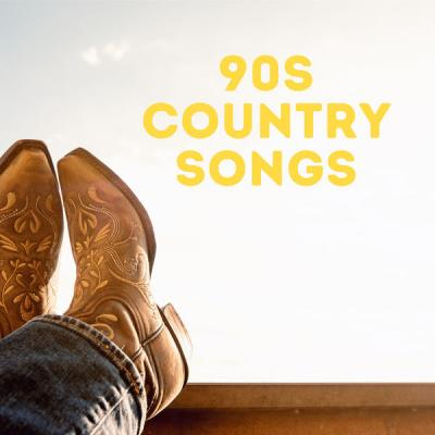 Various Artists - 90s Country Songs (2021)