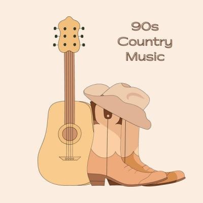 Various Artists - 90s Country Music (2021)