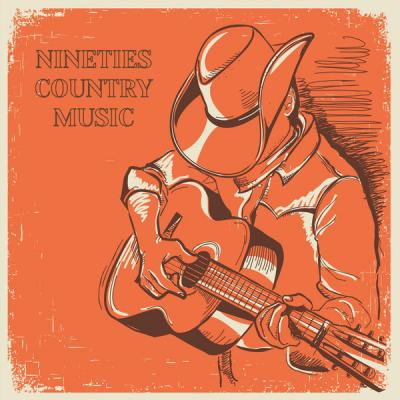 Various Artists - Nineties Country Music (2021)