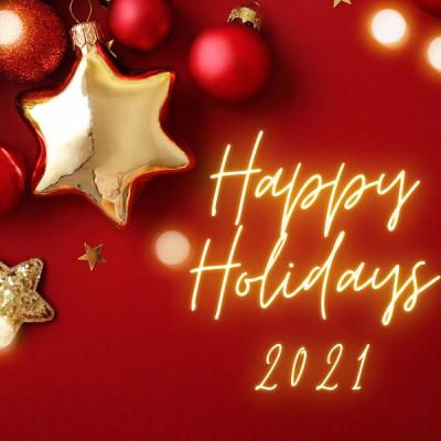 Various Artists - Happy Holidays 2021 (2021)