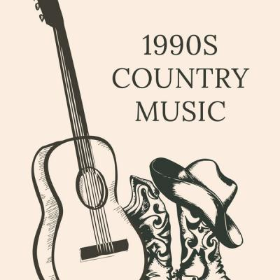 Various Artists - 1990s Country Music (2021)