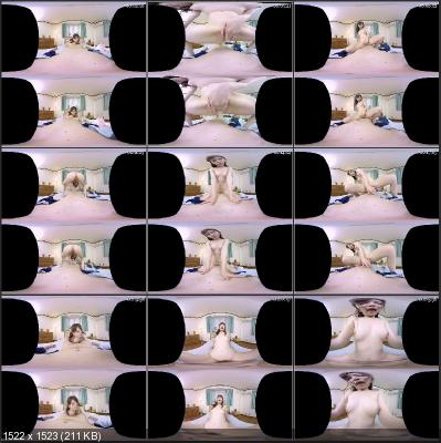 Aki Sasaki - ETVCO-017 B [Oculus Rift, Vive, Samsung Gear VR | SideBySide] [2160p]