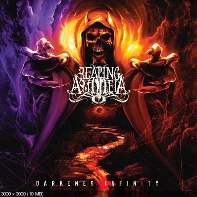Reaping Asmodeia - Darkened Infinity (2021)